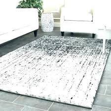 5x7 gray and white area rug grey tan navy blue rugs furniture charming solid black room for accent red