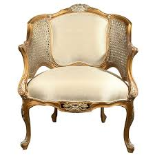louis xiv furniture. Modren Xiv Hollywood Regency Louis XV Style Gilt Bergere Chair For Sale Inside Xiv Furniture