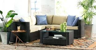 rite 4 piece wicker sectional sofa set tdc usa inc incadozo kessler outdoor studio off furniture tdc usa inc