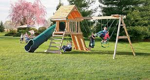 durable playsets
