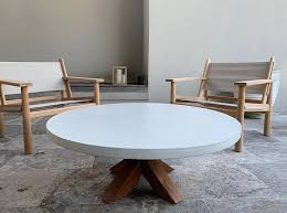 10 best concrete coffee tables. Concrete Coffee Table Osier Belle