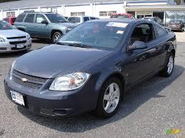 2008 Slate Metallic Chevrolet Cobalt LT Coupe #16839305 | GTCarLot ...