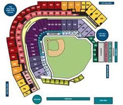 Pirates Stadium Seating Chart Qualified Pnc Park Seating Chart View From Seat 2019