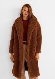 newbox winter coat caramel