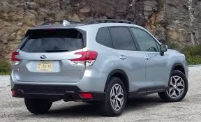 first spin 2019 subaru forester the