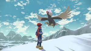 Pokemon Legends: Arceus wird zwischen ...