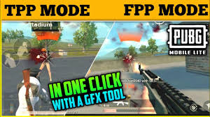 Pubg Mobile Lite Enable Fpp Mode in One ...