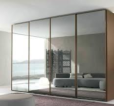mirrored bifold closet doors canada