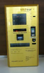 Gold Vending Machine Dubai Beauteous Gold Vending Machine Dubai Intraday Fun