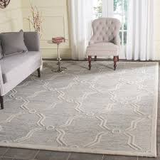 architecture and home charming grey and ivory rug of gray area ideas grey and ivory