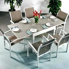 dining table set chloe white champagne 4 person aluminium glass dining table sets modern glass dining