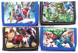 NEW <b>hot</b> sell !! <b>36 pcs</b> Marvel's The Avengers Children Tri-fold ...