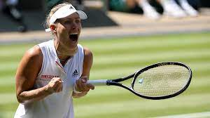 Kerber zieht ins Wimbledon-Finale ein - ZDFmediathek