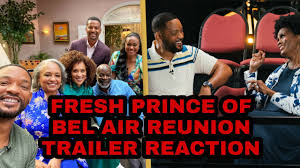 FRESH PRINCE OF BEL AIR REUNION TRAILER ...
