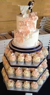 Cupcake Wedding Cakes Wedding Cake Display Wedding Cakes With