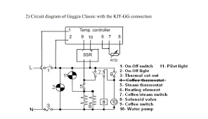 pid rex c100 connecting problems i m not certain if i m reading it good it s the only difference which i see comparing these two diagrams yours and aubers but why is it