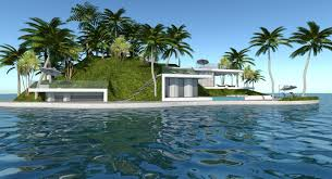 Small Picture Green light for Dubais first private floating islands Emirates 247