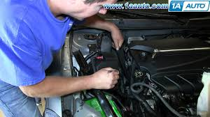 how to install replace engine serpentine belt 2006 12 chevy impala how to install replace engine serpentine belt 2006 12 chevy impala 3 5l