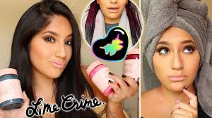 Does Lime Crime Unicorn Hair Work On Dark Hair Youtube