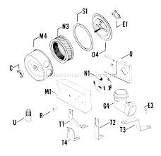kohler k241 46440 parts list and diagram ereplacementparts com click to expand