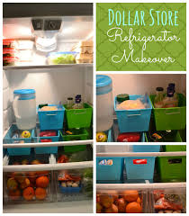 Magazine File Holder Dollar Store Dollar Store Refrigerator Makeover The Domestic Geek Blog 47