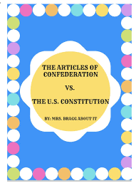 Venn diagram questions makes most of the students confuse in competitive exams. Comparing The Articles Of Confederation And The U S Constitution Amped Up Learning