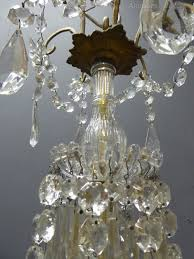 antique french chandeliers large antique