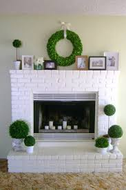 how to reface a brick fireplace with stone veneer cost refacing slate tile