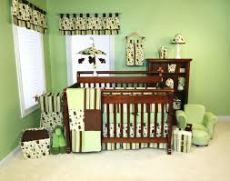nursery room decor ideas green by themes for theme your interior designing  home decorations
