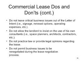 Commercial Lease Sample Commercial Lease Commercial Lease Agreement ...