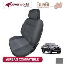 mitsubishi triton mq seat covers
