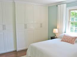 Wardrobe Ideas For Small Master Bedroom
