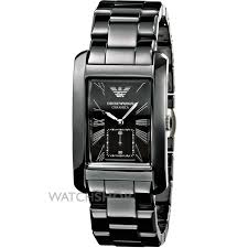 "men s emporio armani ceramica ceramic watch ar1406 watch shop comâ""¢ mens emporio armani ceramica ceramic watch ar1406"