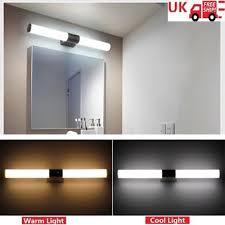 over mirror lighting. LED Chrome Bathroom Over Mirror Light Picture Wall Makeup Decor Lighting Modern