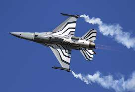 General Dynamics F-16 Fighting Falcon ...