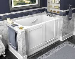 by switching for a tub that is much more accessible you can significantly reduce the change of a serious injury from slipping and falling