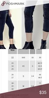 One Teaspoon Clothing Size Chart One Teaspoon Drop Crotch Jeans Nwot Color Is Dark Fantasy