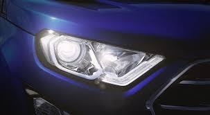 2018 ford headlights. contemporary headlights 2018 ford ecosport facelift headlamp brazil inside ford headlights