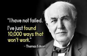 Bootstrap Business Ten Terrific Thomas Edison Business Quotes Cool Thomas Edison Quotes