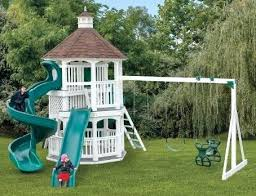 pirate swing set all new vinyl swing sets new vinyl colors new swings more pirate ship