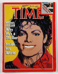 years ago time magazine step into michael jackson world and