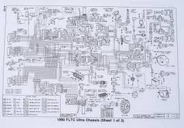 1990 electra glide wiring diagram the fauxmaha blog 1990 flhtc wiring diagram