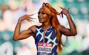 The Sha'Carri Richardson Olympics ban ...