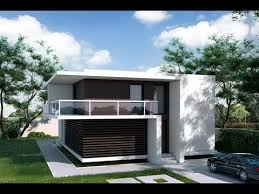 Modern Minimalist House design and plans.