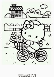 Small Picture 20 Free Printable Hello Kitty Coloring Pages Fit To Print