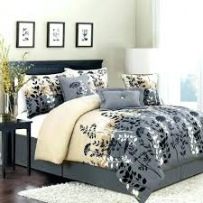 black and white bed spreads medium size of bedroom queen bed sheet and comforter sets white