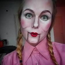 ventriloquist puppet makeup