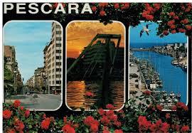 Pescara ( PE ) ( Vedute ) - Cartolina regione Abruzzo ⋆ Lo Svuota Cantine  Campobasso Molise