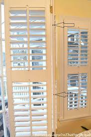 wood louvered shutters how to repair a loose louver on interior plantation shutters 9 wooden louvered wood louvered shutters