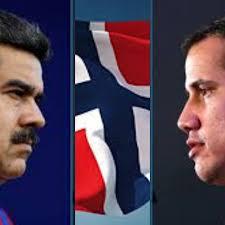 Resultado de imagem para fracasan las conversaciones venezolanas en Oslo